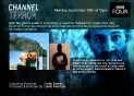 "Link to the image of ""Channel Terror"" filmed by Ian Perry"