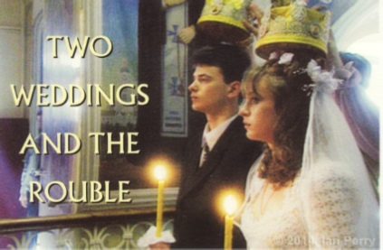 "Image from the film ""Two Weddings And The Rouble"""