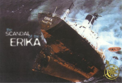 "Image of the ""SCANDAL OF THE ERIKA"" filmed by Ian Perry"